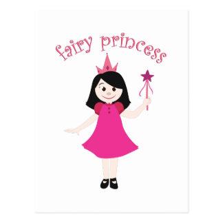 Fairy Princess Postcard