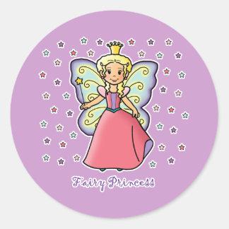 Fairy Princess Stickers