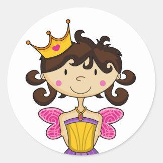 Fairy Princess Sticker
