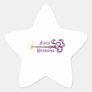 FAIRY PRINCESS STAR STICKERS