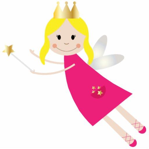 Fairy Princess Wish sculpture, gift idea Photo Cut Outs