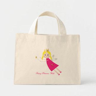 Fairy Princess Wish shopping tote bag, gift idea Mini Tote Bag