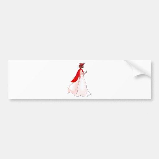fairy queen bumper stickers