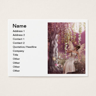 Fairy Queen Business Card