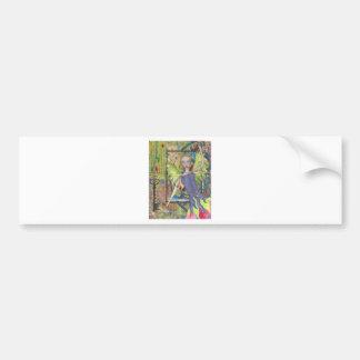 Fairy Queen, Dancing 001.jpg Bumper Sticker