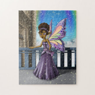 Fairy Realm Jigsaw Puzzle