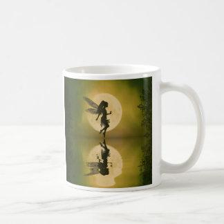 Fairy reflect coffee mug