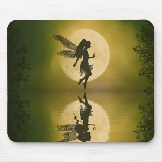 Fairy Reflect Mouse Mat
