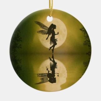 Fairy reflect ornament