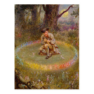 Fairy Ring Postcard