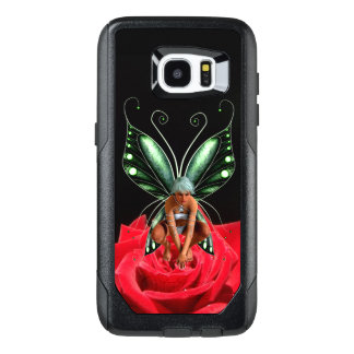 Fairy rose Otter box Case for iPhone and galaxy