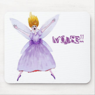 Fairy Scary Mouse!! Mouse Pad