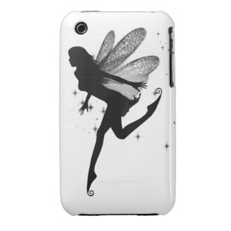 Fairy Silhouette Iphone 3g Case/Cover Case-Mate iPhone 3 Cases