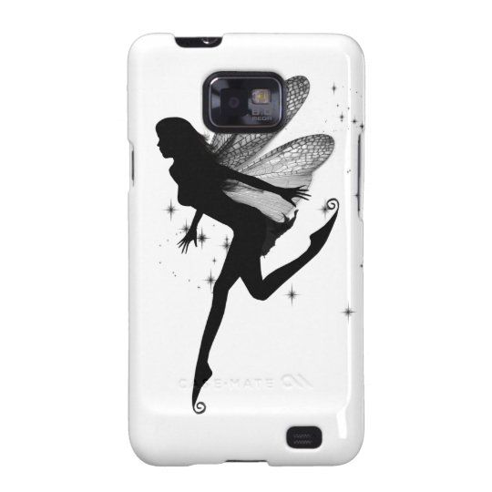 Fairy Silhouette Samsung Galaxy Case/Cover Galaxy SII Covers