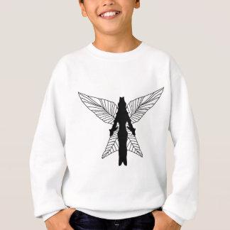 Fairy Silhouette Sweatshirt