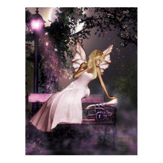 Fairy Stop Postcard