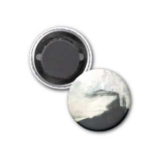 Fairy Tale 3 Cm Round Magnet