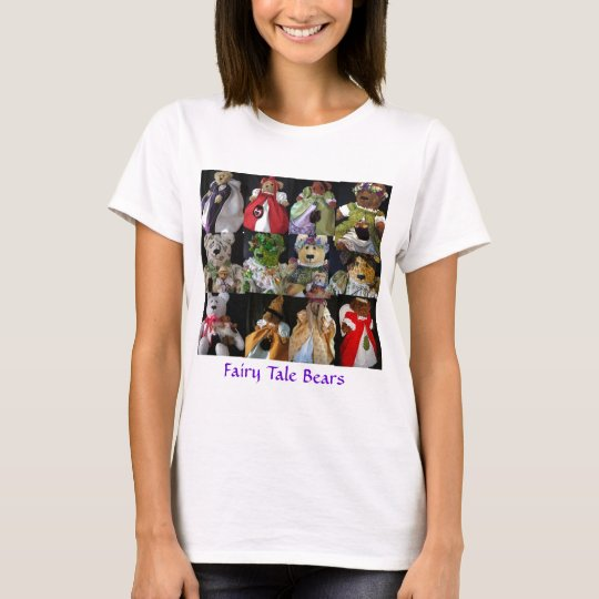 Fairy Tale Bears T-Shirt