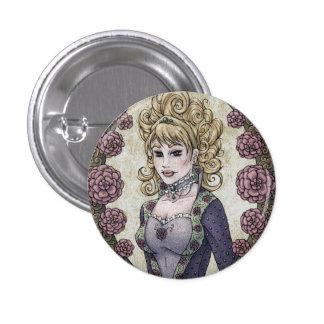 Fairy Tale Beauty Fantasy Art Button