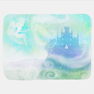 Fairy Tale Castle Baby Blanket