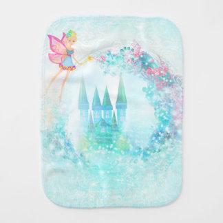 Fairy Tale Castle Burp Cloth