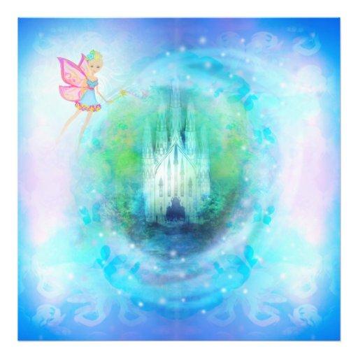 Fairy Tale Castle Photo Enlargement Art Photo