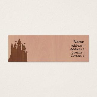 Fairy-tale Castle Profile Cards