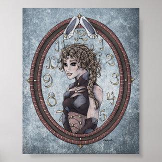 "Fairy Tale ""Cinderella"" 4x5 Art Print"