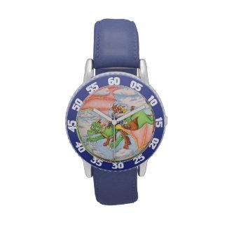 Fairy Tale Dragon Kids Watch