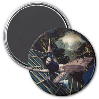 Fairy Tale Fantasy Art Woman Magnet