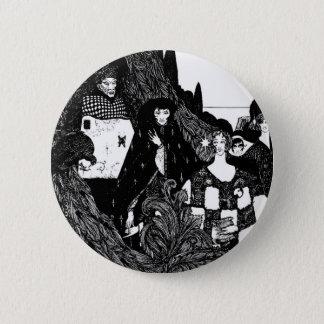 Fairy Tale - Illustration 2 6 Cm Round Badge