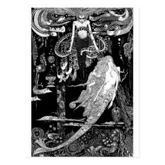 Fairy Tale - Illustration 6 Post Card