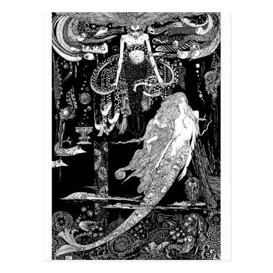 Fairy Tale - Illustration 6 Postcard