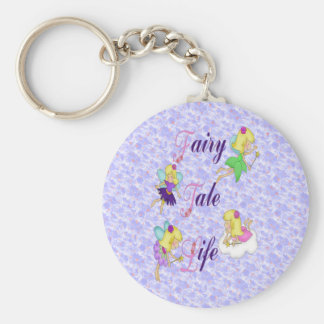 Fairy Tale Life Key Chains