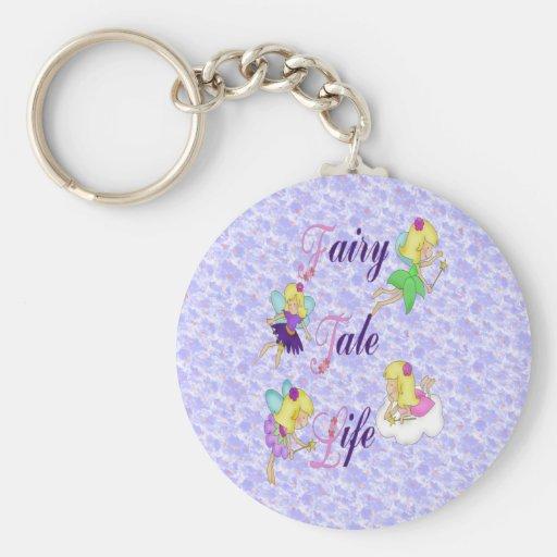 Fairy Tale Life Key Chains