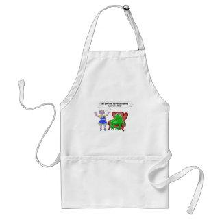 fairy tale madness standard apron