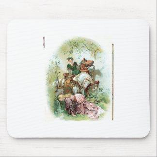 Fairy Tale Mouse Pad