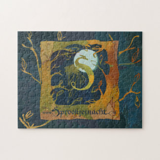 fairy tale night puzzle colour