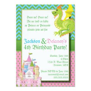 Fairy Tale Party Invitation