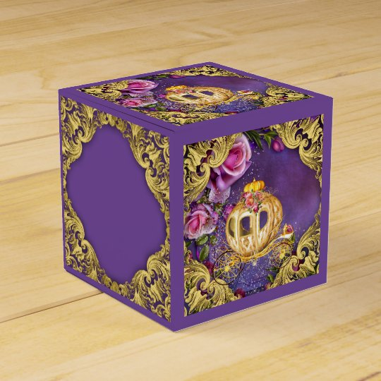 Fairy Tale Princess Favour Box