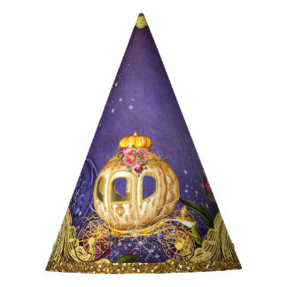 Fairy Tale Princess Girls Birthday Party Party Hat