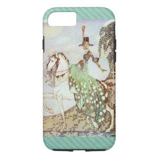 Fairy Tale Princess Riding a White Horse iPhone 7 Case