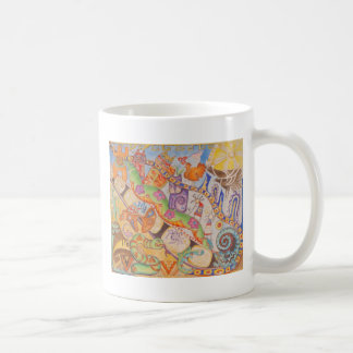 fairy Tale Story Basic White Mug