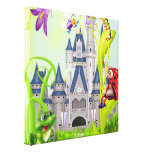 Fairy Tale - Wrapped Canvas Gallery Wrap Canvas