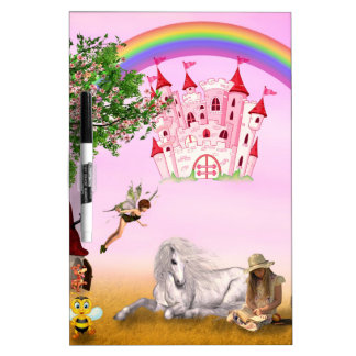 Fairy Tales Dry Erase Board