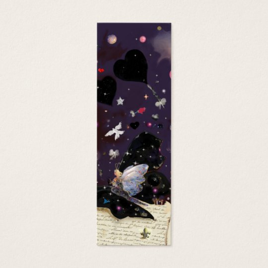 Fairy Tales Mini bookmark Mini Business Card
