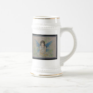 Fairy & the Baby Dragon Beer Steins
