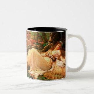 "Fairy ""Titania"" painting Mug"