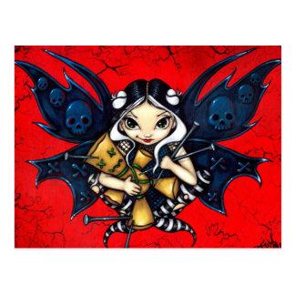Fairy Voodoo Postcard