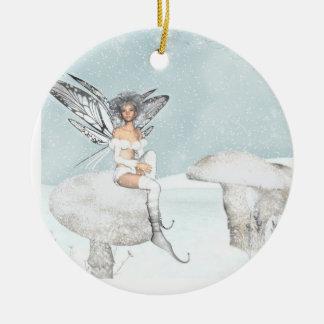 Fairy winter Ornament